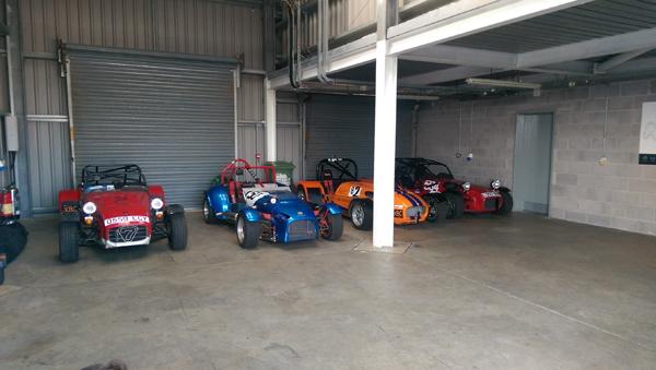 XBC Posh Garage