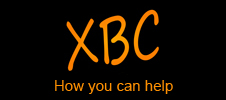 XBC How You Can Help